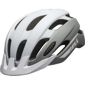 Bell Trace LED Helmet Women, matte white/silver